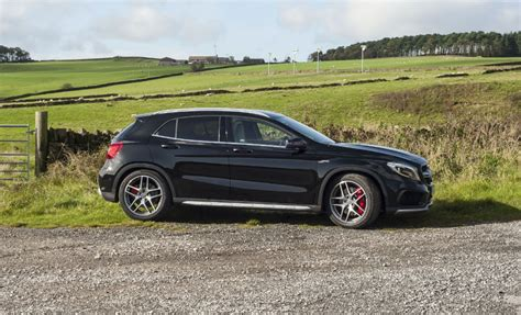 what does amg on a mercedes mercedes gla45 amg review lifted not tamed carwitter