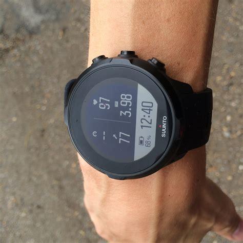 Spartan Sport Wrist Hr test spartan sport wrist hr premi 232 re suunto avec cardio au poignet