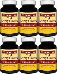 Vital Lung Detox Ingredients by Vital Artery Cleanse From Westhaven Labs Westhaven Labs