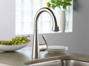 faucet for sink in kitchen best grohe sink faucet to upgrade your kitchen modern