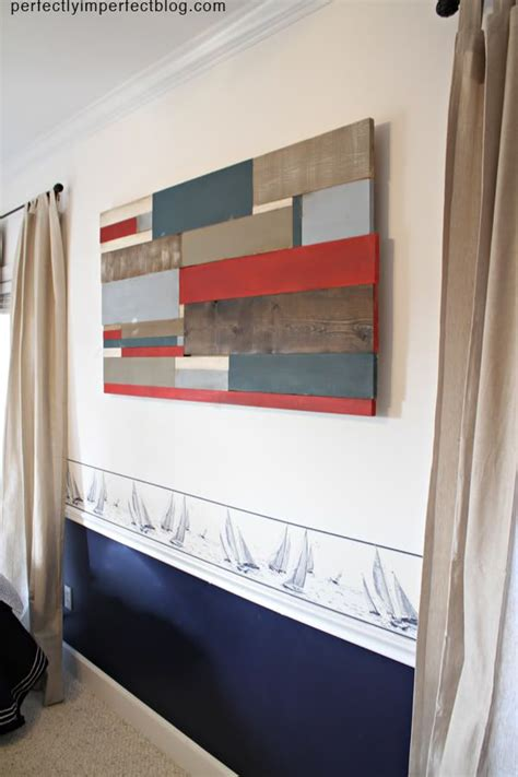 Diy Wood Wall Decor by 14 Inspiring Diy Projects Featuring Reclaimed Wood Furniture