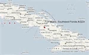 where is fort myers florida located on a map gu 237 a urbano de aeropuerto internacional southwest florida