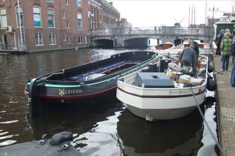 boten leiden leidse rederij krijgt geen extra ligplaatsen sleutelstad nl
