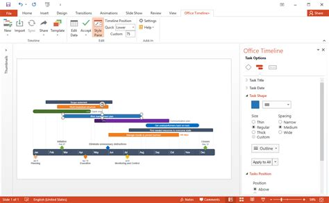 Office Timeline Free Timeline Makers That Save You Hours Of Work Office Timeline Free