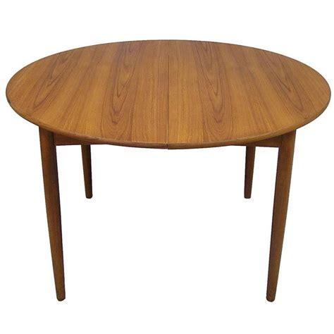 1950s teak dining table by b 248 rge mogensen model
