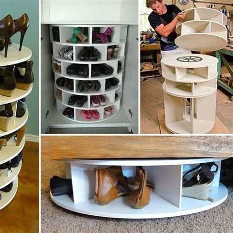 mueble zapatero giratorio casero zapatera hazlo tu mismo pinterest muebles muebles