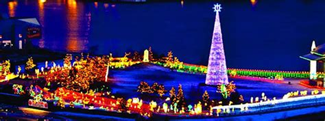 christmas lights duluth mn canal park duluth mn tourism lodging entertainment