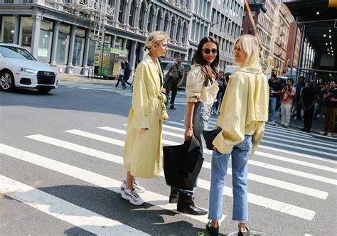 New York Fashion Week Tuleh by The Best Style From New York Fashion Week