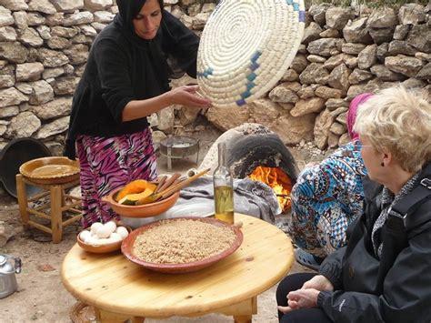 cours de cuisine essaouira la ferme lalla abouch vous initie 224 la cuisine berb 232 re 224