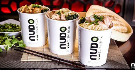 nudo sushi box to open in manchester city centre - Nudo Sushi Box Discount Code