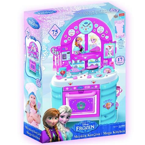 Kitchen Mega Set by Frozen Mega Kitchen Set Cxc Toys Babies