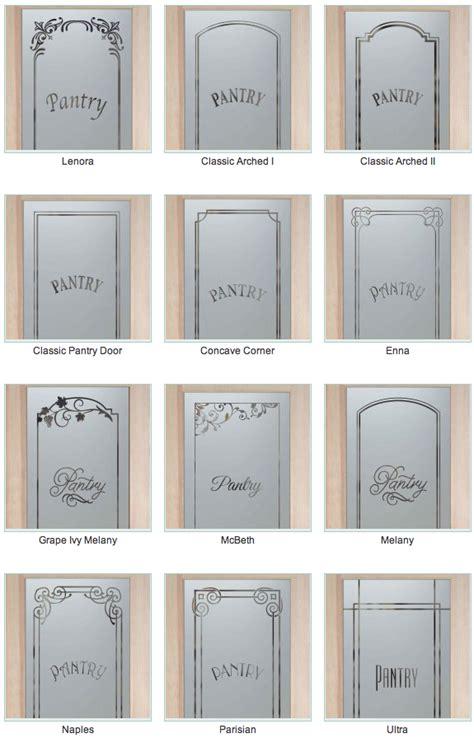pantry doors individualized