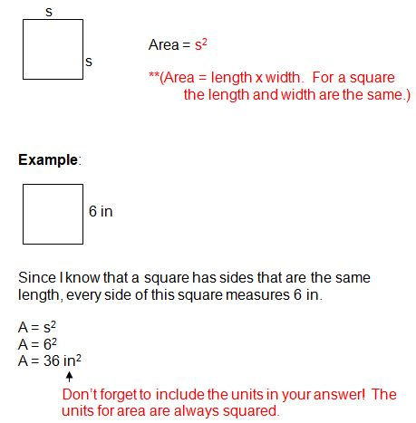 area of a square calculator area formula your reference guide for algebra formulas