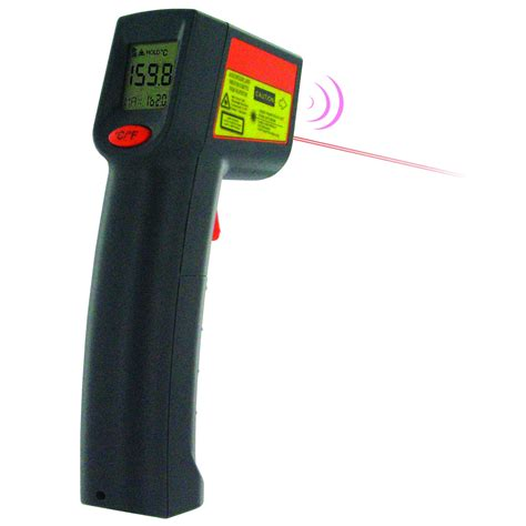 Termometer Laser Digital digital infrared ir laser targeting non contact lcd thermometer pointer new ebay