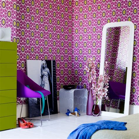 girly wallpaper b q teenage girls bedroom ideas for every demanding young