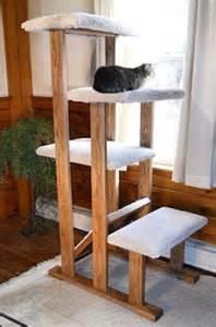 Tree Storage Bench Best 25 Cat Furniture Ideas On Pinterest Cat Beds Diy