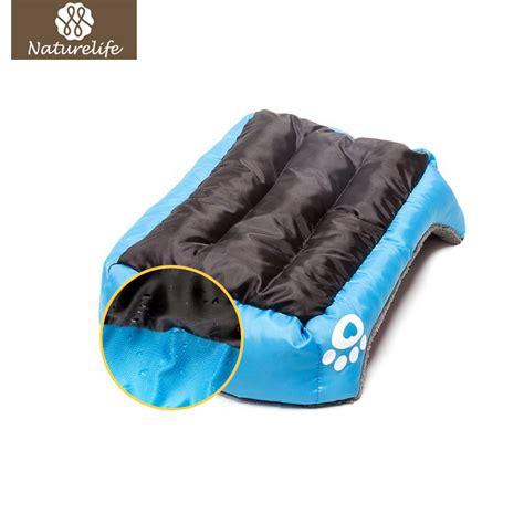 Tempat Tidur Empuk tempat tidur anjing empuk size xl blue jakartanotebook