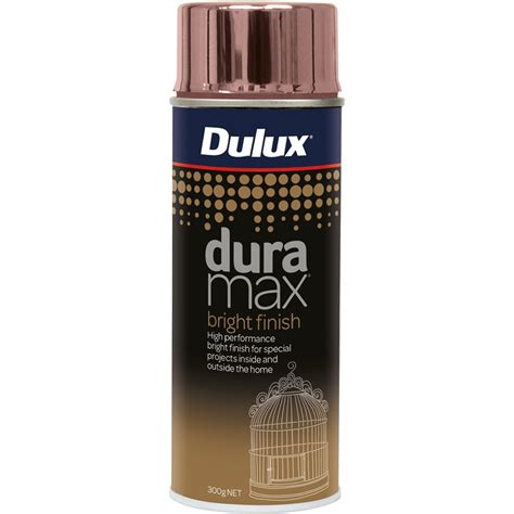 dulux duramax 300g bright copper rose bunnings warehouse