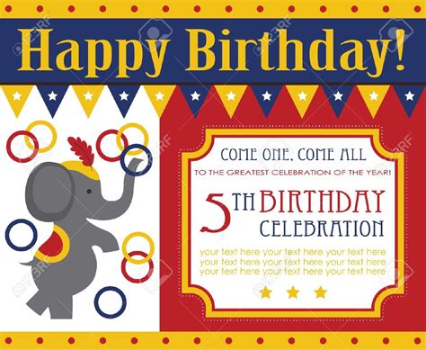 child birthday invitation vector disneyforever hd