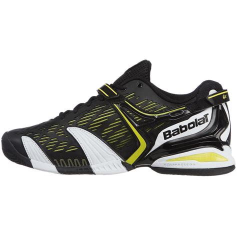 babolat propulse 4 clay m tennis shoes sports shoes clay