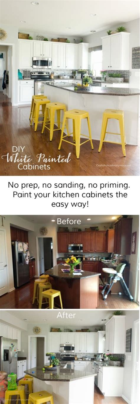 How To Prep Kitchen Cabinets For Painting by 17 Best Images About Kitchen On Pinterest Stains Paint