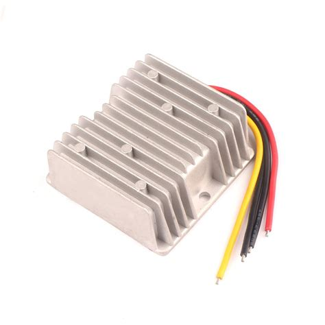 Waterproof Dc Buck Converter 48v To 24v 10a 240w Step Regulator communication adapters and tools pwr 48dc24