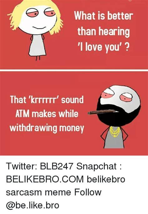 L Love You Meme - 25 best memes about atm atm memes