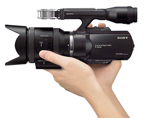 Kamera Sony Vg30 O Sony Nex Vg30 S蛯 243 W Kilka Dwa W Jednym Kamera I Aparat Optyczne Pl