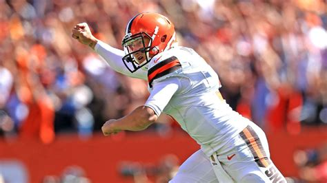 manziel benched trending in nfl johnny manziel benched for cleveland