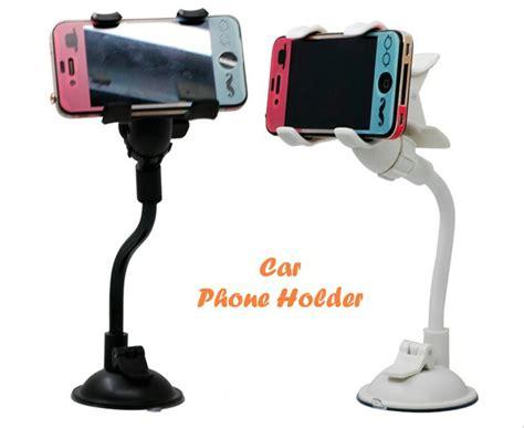 jual tempat dudukan holder hp handphone  mobil model
