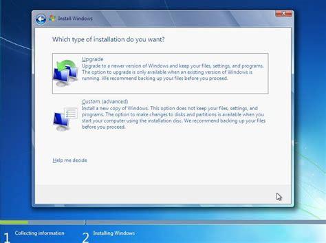 format hard drive reinstall windows 7 reinstall and format of windows 7 home premium