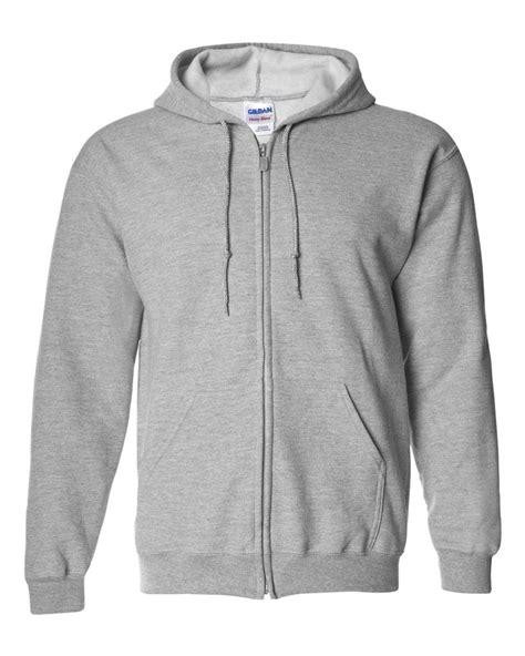 zipper hoodie sweatshirt gildan the best sizes sm to 3xl ebay