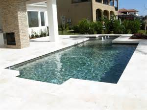 contemporary pools contemporary pool design orlando geometric pool lake nona