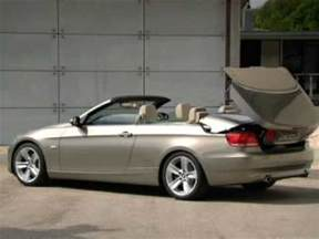 2009 new bmw 3 series convertible
