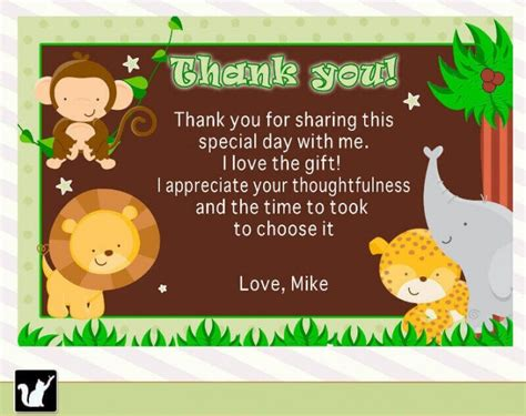 thank you note for baby shower host baby shower ideas