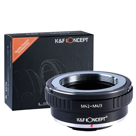 Discount K F Lens Adapter Lensa M42 To Sony Emount M42 Nex k f concept m42 mount lens to micro 4 3 m4 3 mount