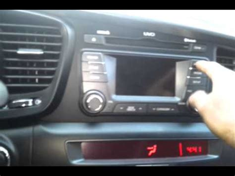 Kia Soul Radio Problems Kia Car Radio Problems 1