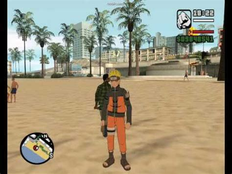 download game gta san andreas naruto version full pc gta san andreas naruto full version junaidi abdul muin