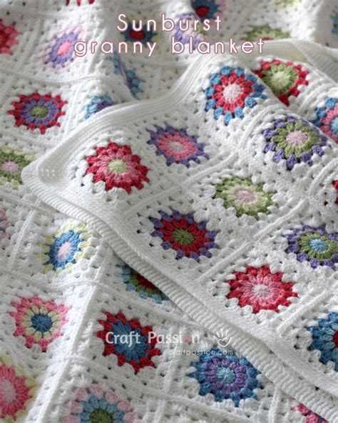 Rainbow Stripe Rug 25 Fabulous And Free Crochet Throw Patterns