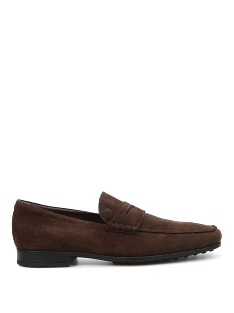 tod s loafers suede loafers by tod s loafers slippers ikrix