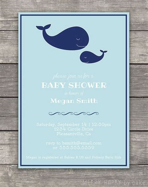 whale baby shower invitations whale baby shower invitations theruntime