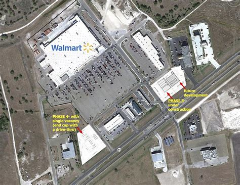 white oak development shopping center phase 6