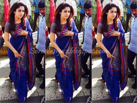 nayanthara boat neck blouse designs nayanthara saree blouse google search indian saree