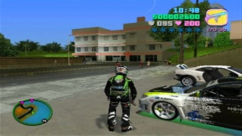 mod game gta vc gta vice city pro street 2011 mods youtube
