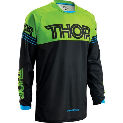 youth motocross jersey thor phase 2016 youth hyperion motocross jersey junior