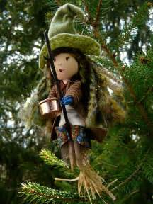 flying in a tree kitchen witch clothespin doll flickr