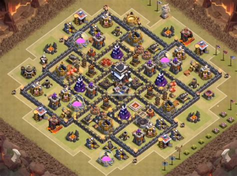 th9 best base 2016 the gallery for gt th9 anti everything base