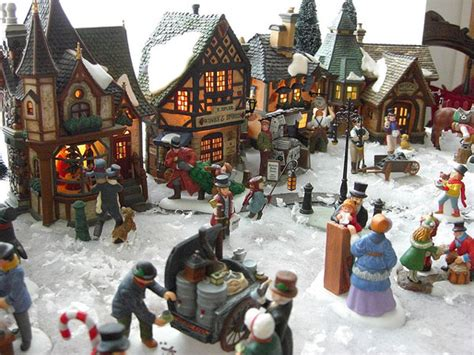 minuiture christmas towns a lego home for the holidays a history of lego s winter the lego brick