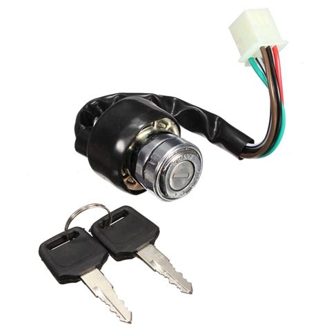6 wire ignition switch 2 universal for car motorcycle
