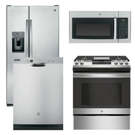 package 5 ge appliance package 4 appliance